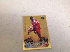 2011/12 Topps Premier League Match Attax Golden Moment GM34 Malady Sidibe.