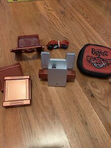 Gameboy Advance SP Accessories W/Bratz Case