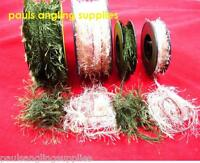 Weed Coating for Fishing Lead Weight Mould Inline Camo  Leads Rigs Hooks etc