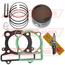 Yamaha Warrior 350 Piston Rings Gasket Ngk Spark Plug Kit Set Yfm 350 1987-2004