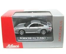 Porsche 911 Turbo (argent)