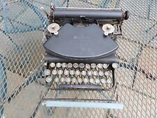 BLICK vintage typewriter with push type. It does need restoration