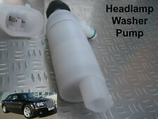 Headlamp/Headlight Spray Cleaning Washer Pump Chrysler 300C 2005 to 2010