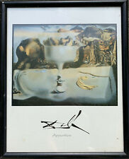 Apparition of Face and Fruit Dish on a Beach by Salvador Dali Print Poster 24x32