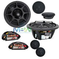"""NEW MOREL ELATE TI 603 6-1/2"""" 3-Way TITANIUM CAR AUDIO COMPONENT SPEAKER SYSTEM"""