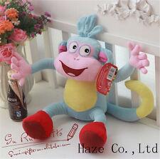"12"" Dora the Explorer Boots The Monkey Soft Plush Doll Toy"
