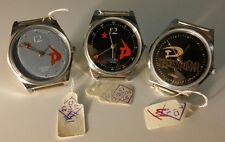 ORIGINALI 3 orologi russi Sovietici USSR 1989 Slava CRABA reloj CCCP watches lot