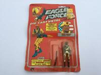 Vintage 1981 MEGO Eagle Force Big Bro Combat Medic Figure MOC