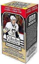 2015-16 O-Pee-Chee OPC Platinum Hockey Blaster Box (6 Packs/Box) New Sealed