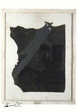 Postkarte: Josef Beuys - Der Fuchs / 1960