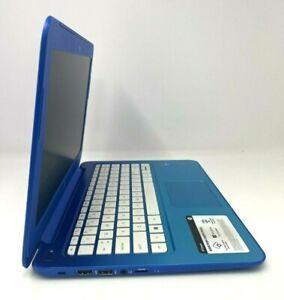 "HP Stream 13 Cloudbook 2.16GHz 2GB 32GB Windows 8.1 13"" Laptop Webcam"