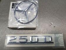 Genuine Mercedes W124 E320 Trasero Placa De Tronco Logo Emblema A1248175815
