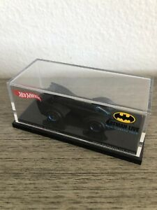 Hot Wheels 2012 Batman Live Limited Show Edition Batmobile NEW IN BOX