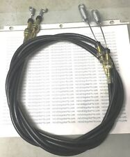 Cables, Set of 2 Shifter for Chuck Wagon (most gas models, see notes)  2-11082