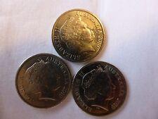 1 x 2010 5 cent Australian 5c hard to find
