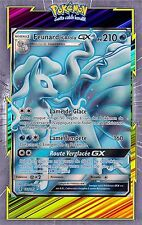 🌈Feunard d'Alola GX -SL2 - 132/145 - Carte Pokemon Neuve Française
