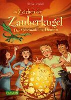 Stefan Gemmel Im Zeichen der Zauberkugel 4: Das Geheimnis des Drachen