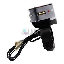 Universal USB Power Bicycle Handlebar Dynamo Charger for Cellphones GPS