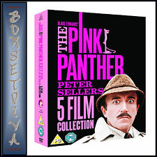 THE PINK PANTHER FILM COLLECTION -  **BRAND NEW DVD BOXSET *