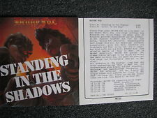 Britny Fox-Standing in the shadows 7 PS + promosheet-Made in Holland