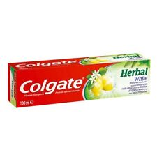 Colgate herbal white Whitening Toothpaste with lemon extract 100 ml