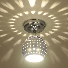 Clear Metal LED Chandelier Lighting Lights Fixture Pendant Ceiling Lamp Lighting