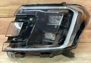 2018-2020 Ford Expedition Max Stealth LH DR OEM LED Headlight Lamp LL1J13006AB