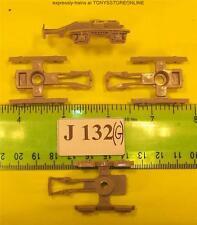 j132g jouef ho spares 4x grey colour bogie frames trade enquiries welcome