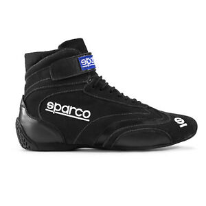 Sparco Top FIA Approved Suede Race Rally Motorsport Boots
