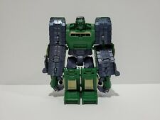Transformers Marvel The Hulk Crossovers Tank Complete