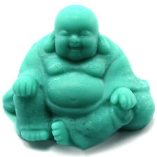8cm Buddha 3D Salt Carving Forms Resin Clay Molds Silicone Soap Buddhism Mould