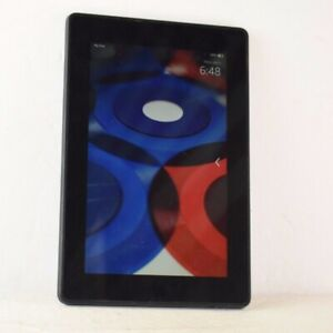 Amazon Kindle Fire HD (3rd Generation) 8GB, Wi-Fi, 7in - Black Tablet Ships Fast