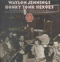 WAYLON JENNINGS - HONKY TONK HEROES [REMASTER] NEW CD