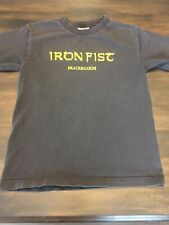 Old Iron Fist Skateboards Shirt Small