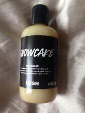 lush Snowcake Shower Gel 250g Retro