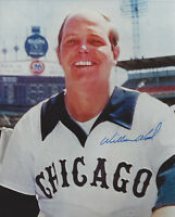 WHITE SOX Wilbur Wood signed photo 8x10 AUTO Autographed Chicago