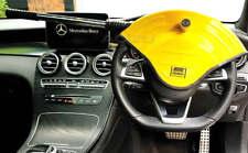 Per Mercedes Benz Auto Furgone 4x4 Antifurto Sicurezza Blocco Volante 5494