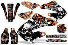 Honda CR125R CR250R Dirt Bike Graphic Sticker Kit Decal Wrap MX 97-99 CIRCUS ORG