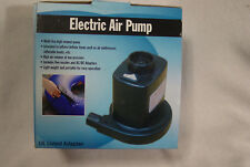 Quick-fill AC Electric Air Inflator Pump Mini Inflator/Deflator with 3 No
