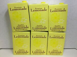 Starbucks Premium Lemonade 48 fl oz, CASE OF 6, BBD... 08/26/20