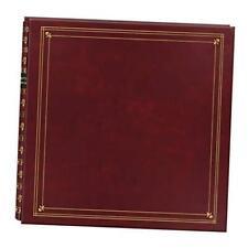 Pioneer Photo Albums Mp-46 Photo Album, Burgundy Red