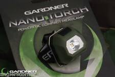 Gardner Nano Head Torch / Carp Fishing