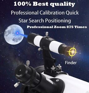 Telescope Astronomic Professional Zoom 875 Times HD Night Vision Deep Space BEST