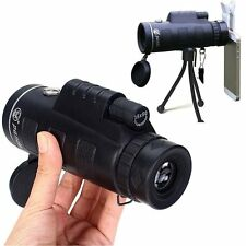 UK 35X50 PANDA Zoom Lens Portable Night Travel Vision HD Monocular Telescope