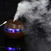 Hot Essential Oil Aroma Diffuser Humidifier Ultrasonic Purifier Aromatherapy