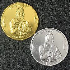 Star Wars 30th Han Solo Gold & Silver Coin Lot Smuggler Millennium Falcon Pilot