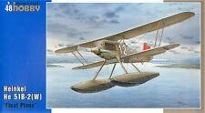 SPECIAL Hobby 1/48 Heinkel He51B-2 (W) # 48089