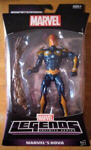 Marvel Legends Nova BAF GROOT HASBRO 2013 NIB