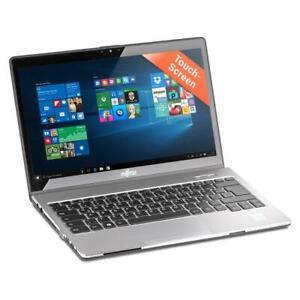 Fujitsu Lifebook S936 i5 2.4GHz 12GB 256GB SSD LTE HD1080 Win 10