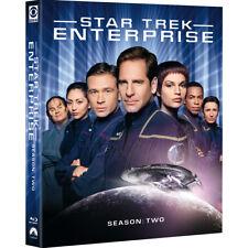 Star Trek Enterprise TEMPORADA 2 (SEGUNDA) EN Blu-Ray CASTELLANO NUEVO
